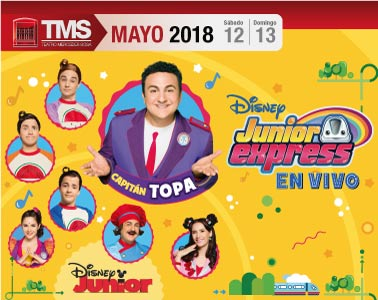DISNEY JUNIOR EXPRESS